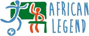 african legend logo